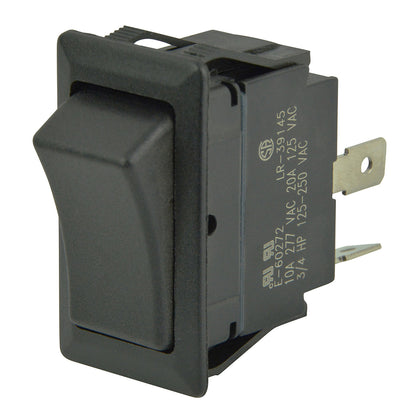 BEP SPST Sealed Rocker Switch - 12V/24V - (ON)/OFF [1001709]