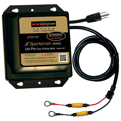 Dual Pro Sportsman Series Battery Charger - 10A - 1-Bank - 12V [SS1]