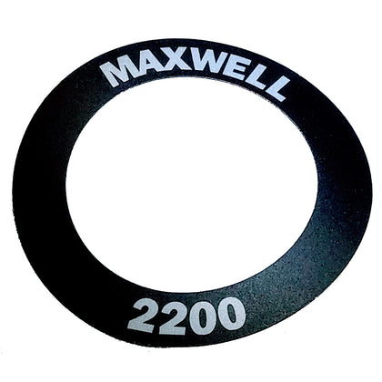 Maxwell Label 2200 [3860]