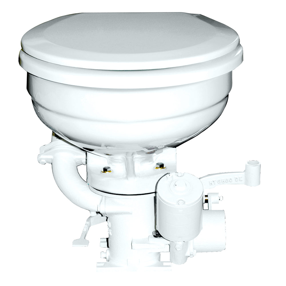 GROCO K Series Electric Marine Toilet - 24V [K-H 24V]