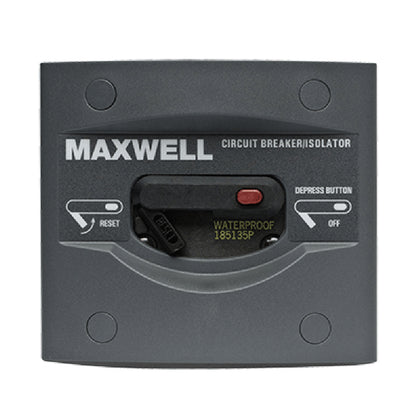Maxwell 135Amp 12/24V Windlass Isolator [P100791]