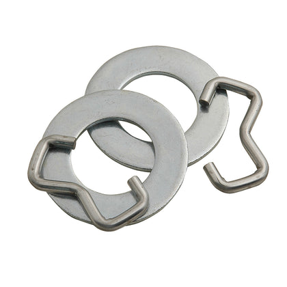 C.E. Smith Wobble Roller Retainer Ring - Zinc Plated [10980]
