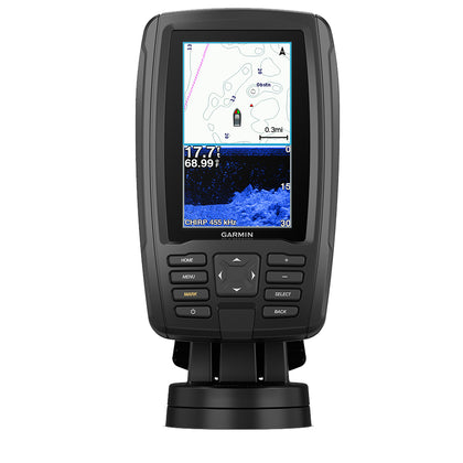 Garmin ECHOMAP Plus 44cv BlueChart G3 w/GT20-TM Transducer [010-01886-05]