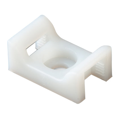 Ancor Cable Tie Mount - Natural - #10 Screw - 100-Piece [199263]