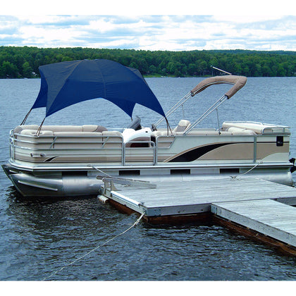 Taylor Made Pontoon Gazebo -Navy [12003ON]