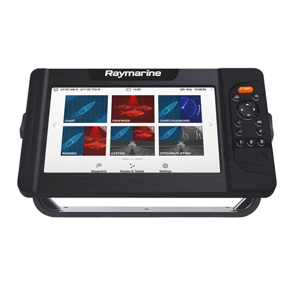 Raymarine Element 9 HV Combo w/Lighthouse North America Chart - No Transducer [E70534-00-102]