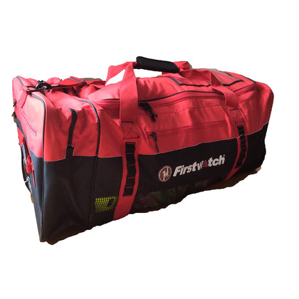 First Watch Gear Bag - Red/Black [FWGB-100-RB]