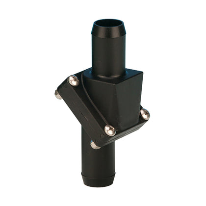 Jabsco In-Line Non-Return Check Valve - 1