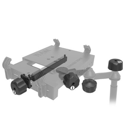 RAM Mount RAM Safe-N-Secure Locking Kit f/RAM Tough-Tray  Swing Arms [RAM-234-LKU]