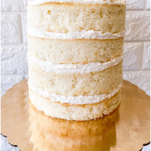 ALMOND LAYER CAKE