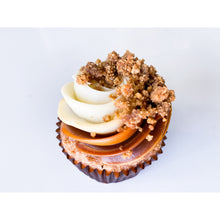 Load image into Gallery viewer, CARAMEL SNICKERDOODLE CUPCAKE