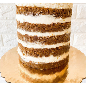 CARROT CAKE LAYER CAKE