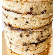 Load image into Gallery viewer, CHOCOLATE CHIP LAYER CAKE