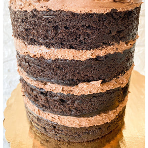 DEATH BY CHOCOLATE LAYER CAKE