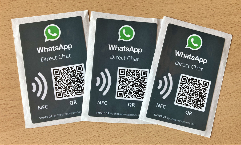 Campsites with Direct Chat service for WhatsApp