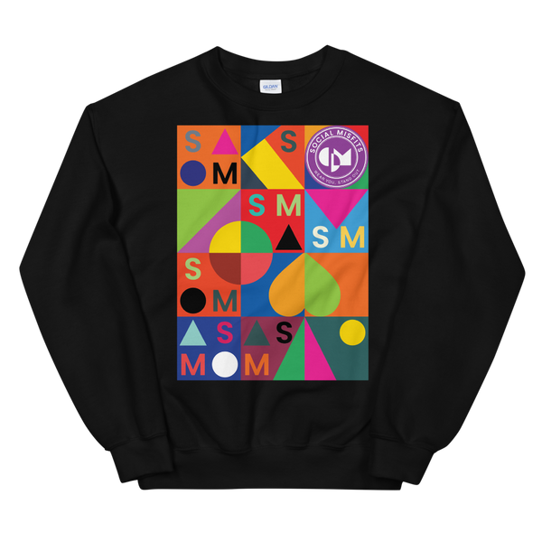 So Misfit Unisex Sweatshirt