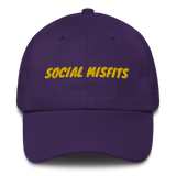 Social Misfits Cotton Cap