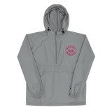Social Misfits X Champion Packable Jacket (Pink)