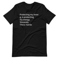 Protect Yo G Short-Sleeve Unisex T-Shirt