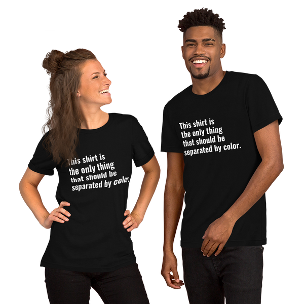Choose Love Short-Sleeve Unisex T-Shirt