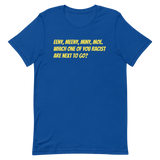 One By One Short-Sleeve Unisex T-Shirt