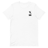 King Of The Deck Short-Sleeve Unisex T-Shirt