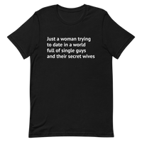 Dating Game Short-Sleeve Unisex T-Shirt