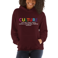 Cultured As F&@k! Unisex Hoodie