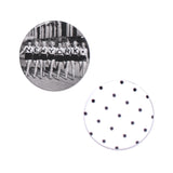 New York Button Mirror Set by Odeme