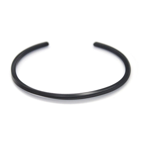Curve II Bracelet Black by Imperial United