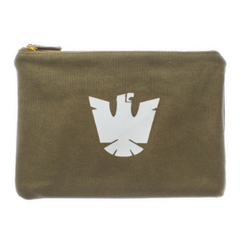 Eagle Zipper Pouch by Izola