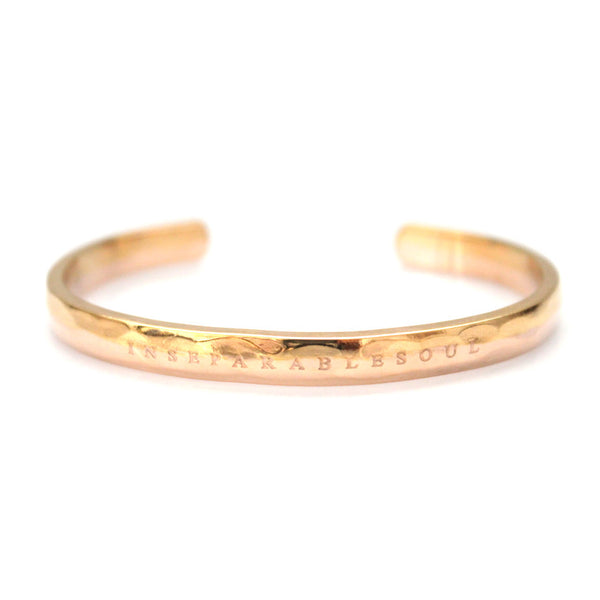 Futura Bracelet Gold/Rose Gold by Imperial United