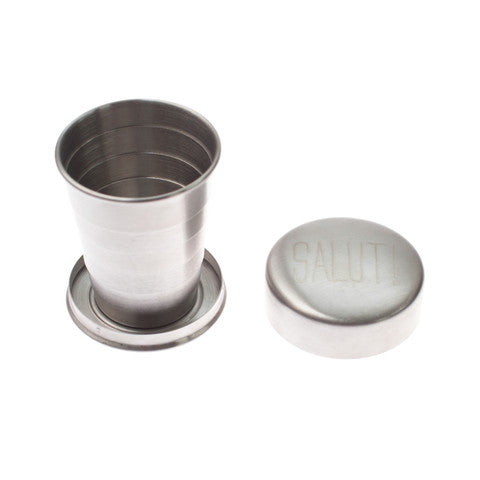 'Salut' Travel Cup by Izola NYC, bar accessories
