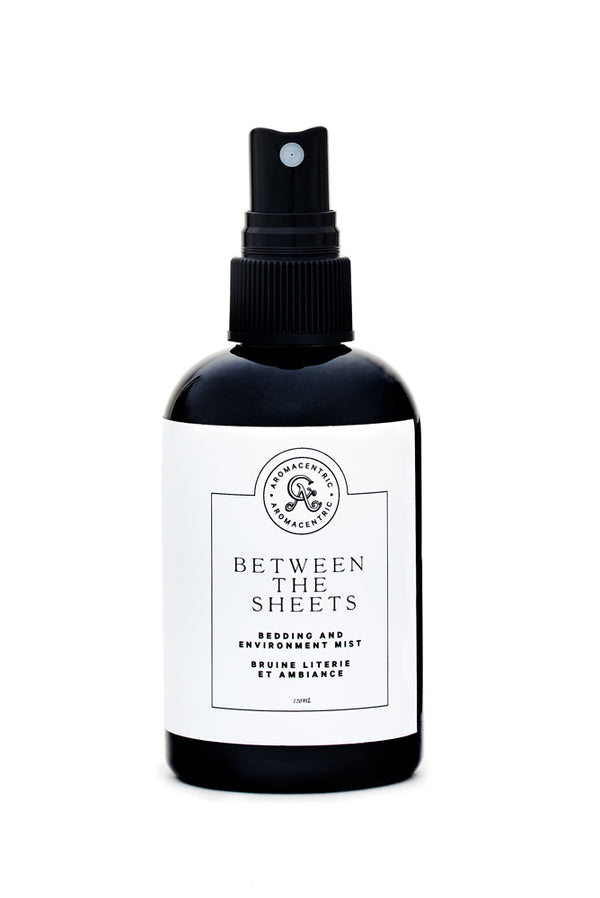 Between the Sheets - Linen and environment spray