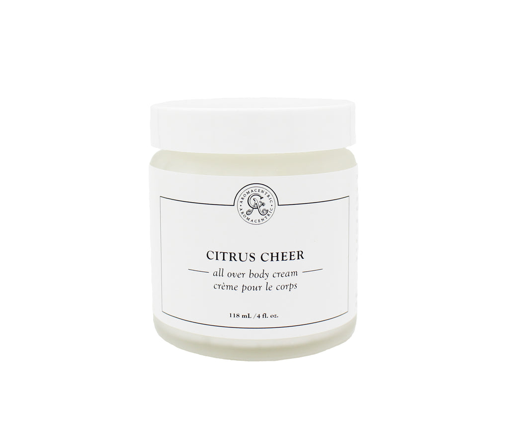 Citrus Cheer - Energizing and uplifting all over body cream