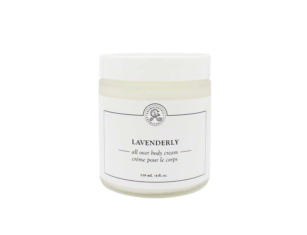 Lavenderly - Calming all over body lotion with Lavender