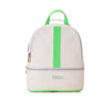 DOUCE NEON - WHITE x GREEN