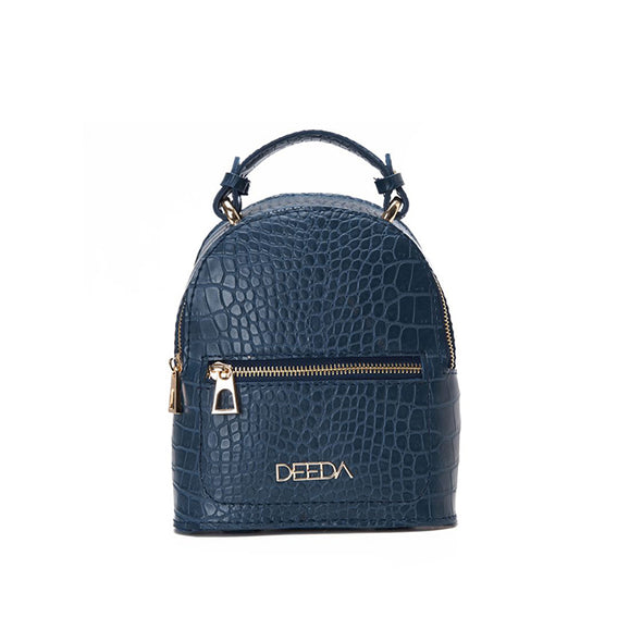 CROCO BELLA - NAVY