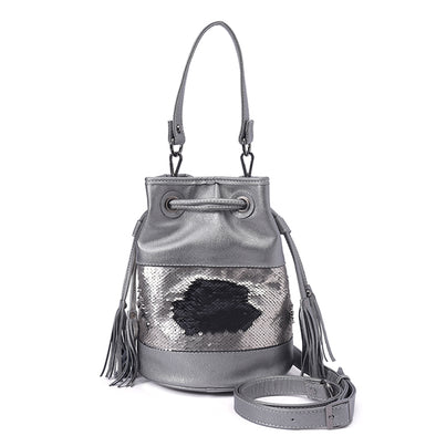 QUIN BUCKET  - SILVER GREY