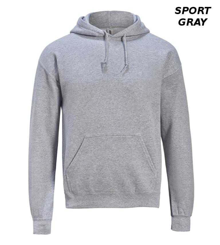 ADF581D Men's Hooded Sweatshirt
