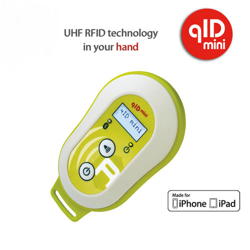Scanfob® qID (qID mini) UHF RFID Reader-Writer