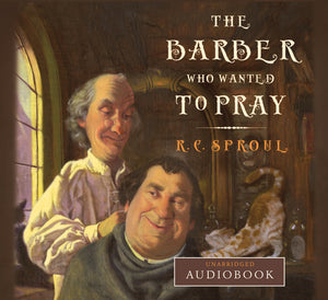 The Barber Who Wanted to Pray — Audiobook CD
