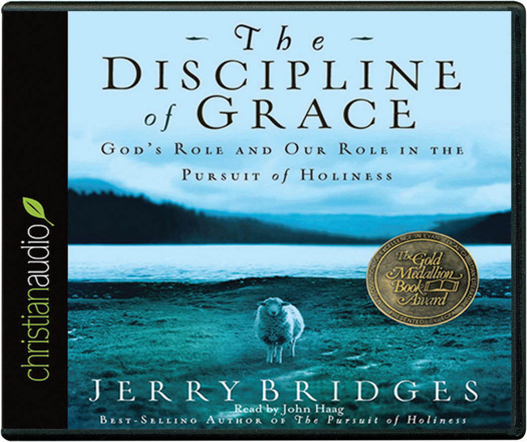 The Discipline of Grace — Audiobook CD