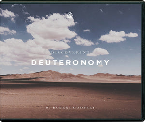 Discovering Deuteronomy — CD