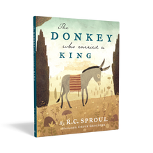Load image into Gallery viewer, The Donkey Who Carried a King — Hardcover