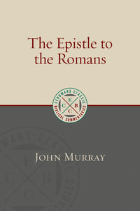 The Epistle to the Romans — Paperback