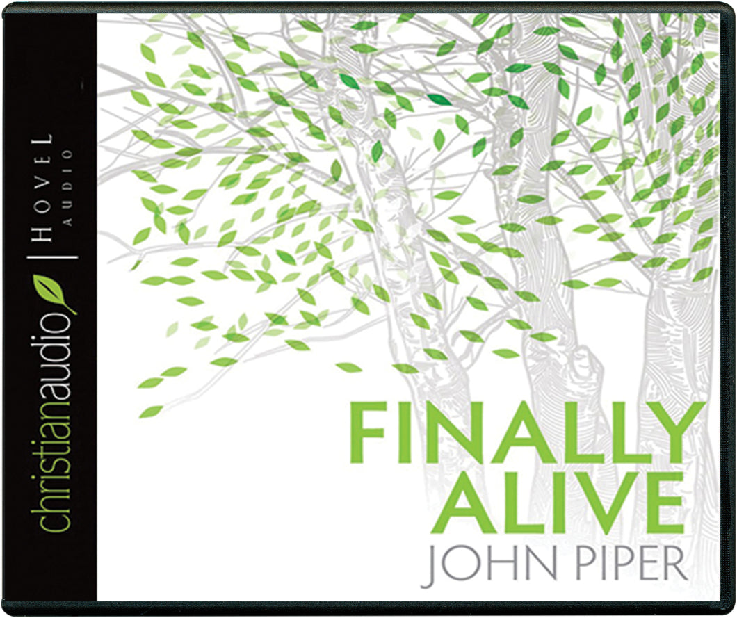 Finally Alive — Audiobook CD