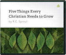 Load image into Gallery viewer, Five Things Every Christian Needs to Grow — CD