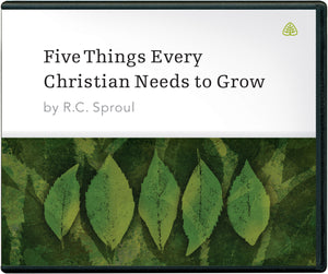 Five Things Every Christian Needs to Grow — CD