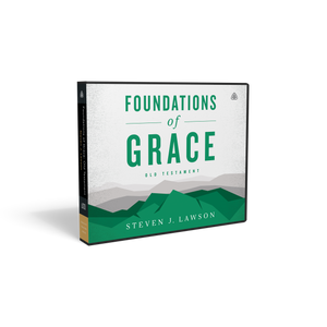Foundations of Grace: Old Testament — CD